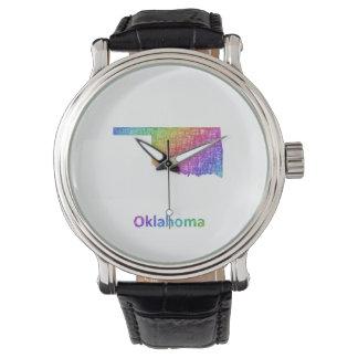 オクラホマ 腕時計