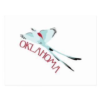 オクラホマScissortail ポストカード