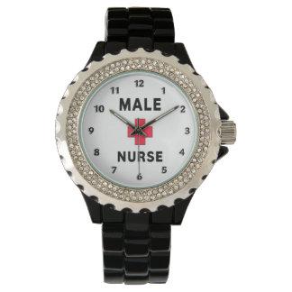 オスのナース 腕時計