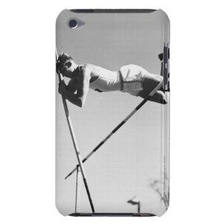 オスの棒高跳びの選手 Case-Mate iPod TOUCH ケース