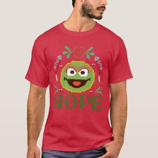 オスカーの交差ステッチ Tシャツ