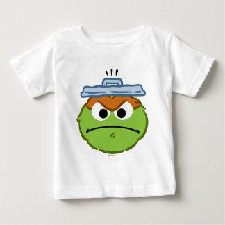 オスカーの怒っている顔 ベビーTシャツ