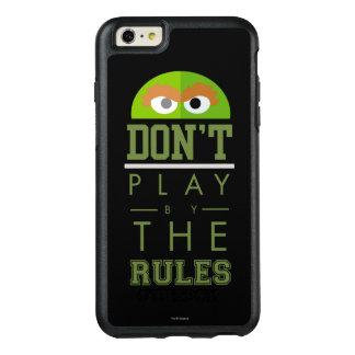 オスカーは規則によって遊びません オッターボックスiPhone 6/6S PLUSケース
