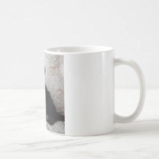オスカーヨークシャテリアの子犬 コーヒーマグカップ