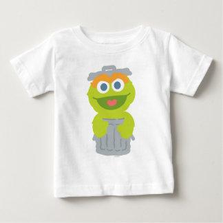 オスカー不機嫌のベビー ベビーTシャツ