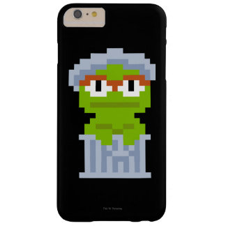 オスカー不機嫌ピクセル芸術 BARELY THERE iPhone 6 PLUS ケース