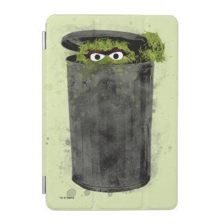 オスカー不機嫌|の水彩画の傾向 iPad MINIカバー