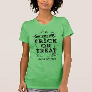 オスカー不機嫌-私の足をかいで下さい Tシャツ