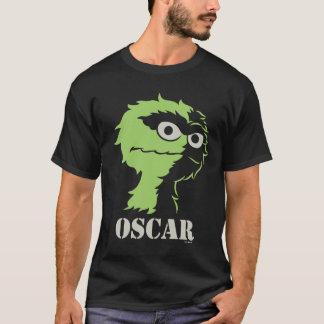 オスカー半分不機嫌 Tシャツ