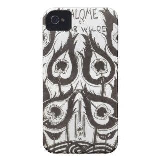 オスカー著「Salome」のカバーのための元のスケッチ Case-Mate iPhone 4 ケース