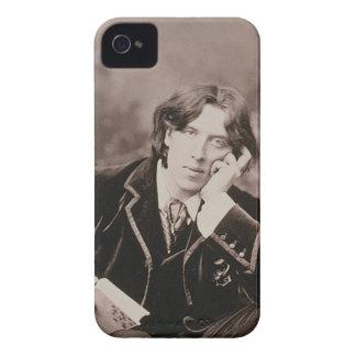 オスカー・ワイルド(1854-1900年)のポートレート、1882年(b/wのpho Case-Mate iPhone 4 ケース
