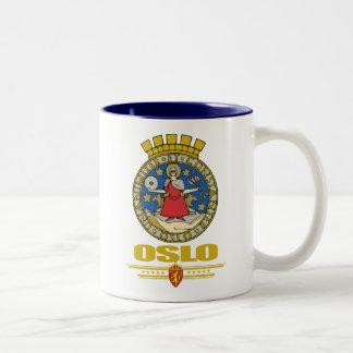 オスロのプライド ツートーンマグカップ