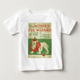 オズの魔法使い元のカバー ベビーTシャツ