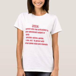 オタクの上 Tシャツ