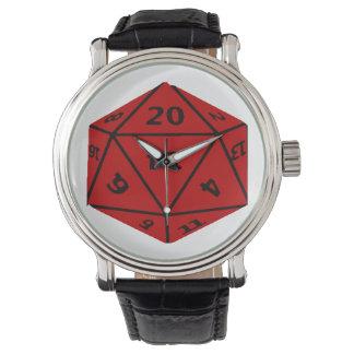 オタク系のなサイコロ 腕時計