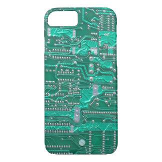 オタク系のなサーキットボードのiPhoneの場合 iPhone 7ケース