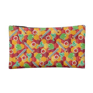 オタク系のなネビルLongbottomパターン化粧品の財布 コスメティックバッグ