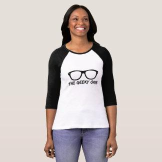 オタク系のな1つのRaglan Tシャツ