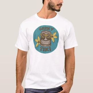 オタク系のなTiki Tシャツ