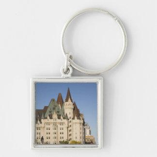 オタワ、オンタリオ、カナダの館のLaurierのホテル キーホルダー