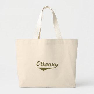 オタワ ラージトートバッグ