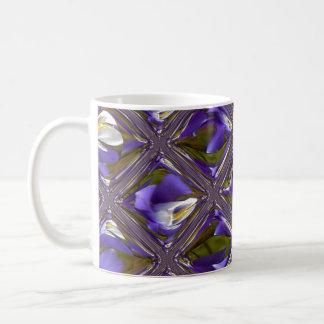オダマキ(植物) コーヒーマグカップ