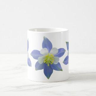 オダマキ(植物) 2 コーヒーマグカップ
