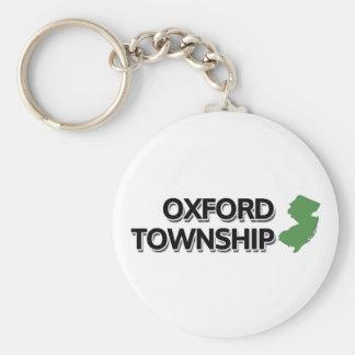 オックスフォードの町区、ニュージャージー キーホルダー