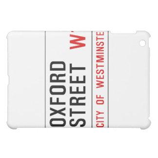 オックスフォードの通り iPad MINI カバー