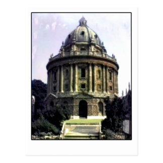 オックスフォードの1986年のスナップショット198a博物館のZazzleのギフト ポストカード