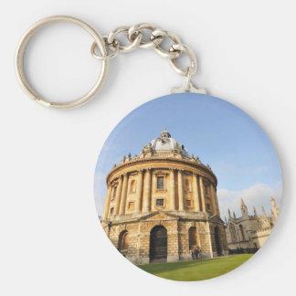 オックスフォード、イギリスの図書館 キーホルダー