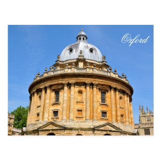 オックスフォード、オックスフォードシャー、イギリス ポストカード