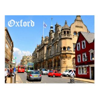 オックスフォード ポストカード