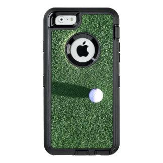 オッターボックスの擁護者のiPhone 6/6sの場合のゴルフ・ボール オッターボックスディフェンダーiPhoneケース