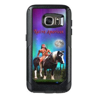 オッターボックスのSamsungの天然アメリカインディアンの銀河系S7 オッターボックスSamsung Galaxy S7ケース