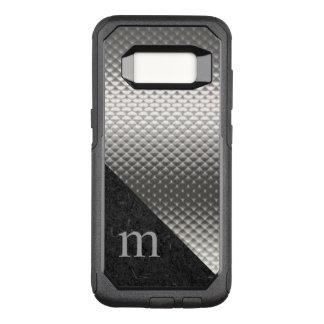 オッターボックスのSamsung灰色のモノグラムのなS8の箱 オッターボックスコミューターSamsung Galaxy S8 ケース