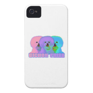 オップアート- Bichon Frise - Cody Case-Mate iPhone 4 ケース