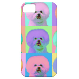 オップアート- Bichon Frise - Cody iPhone SE/5/5s ケース