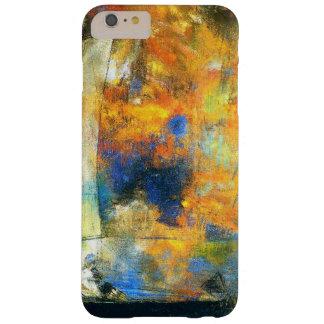 オディロン・ルドン-花の雲 スキニー iPhone 6 PLUS ケース