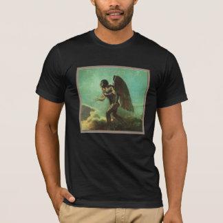 オディロン・ルドン-飛んだ人 Tシャツ