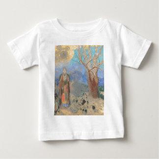 オディロン・ルドン: Le Bouddha、仏 ベビーTシャツ