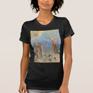 オディロン・ルドン: Le Bouddha、仏 Tシャツ