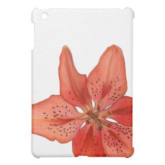 オニユリの絵画 iPad MINIカバー
