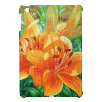 オニユリのiPad Miniケース iPad Miniケース