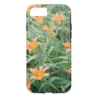 オニユリユリの花の分野 iPhone 7ケース