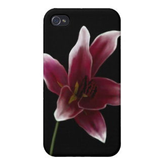 オニユリ iPhone 4/4S ケース