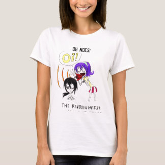 オハイオ州いいえ! Tシャツ