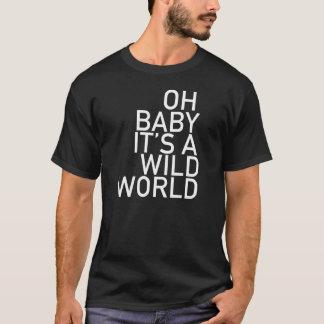 オハイオ州のベビー Tシャツ