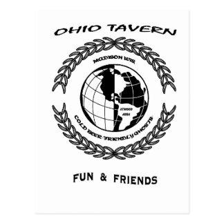 オハイオ州の居酒屋 ポストカード