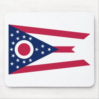 オハイオ州の州の旗 マウスパッド